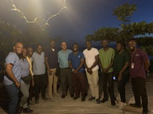Haitian Medical Residents